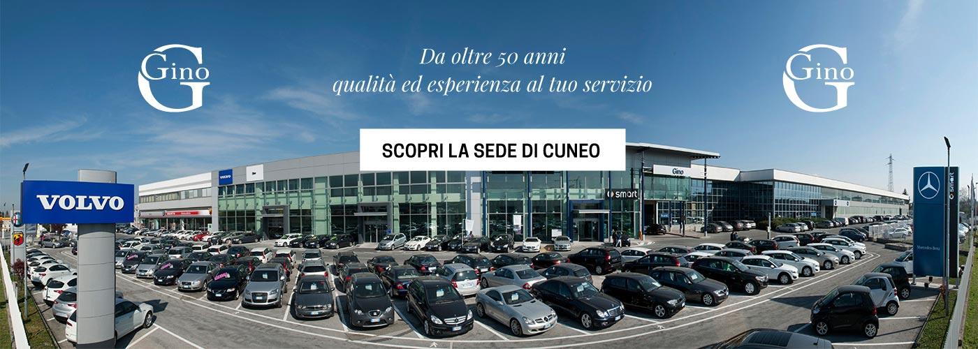 Concessionaria Gino Spa Cuneo