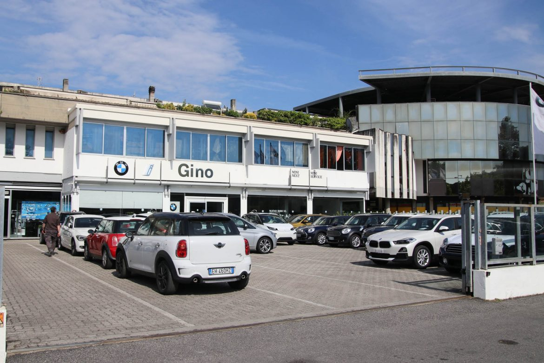 CONCESSIONARIA GINO LIDO DI CAMAIORE BMW-MINI