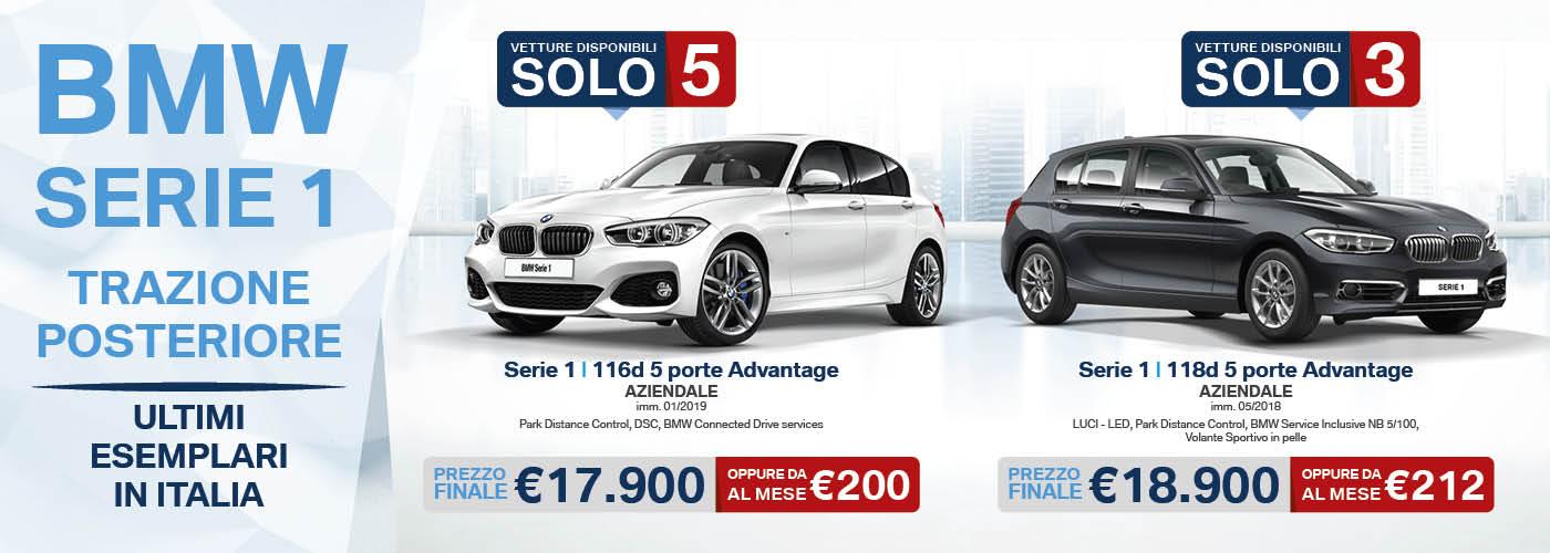 Serie 1 Aziendale BMW