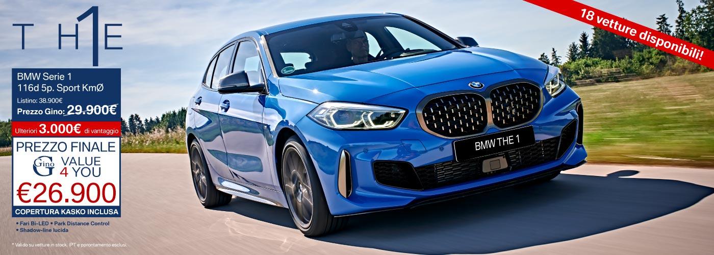 BMW Serie 1 Km0